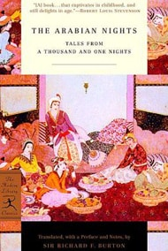 The Arabian Nights Book For Men Tales From 1001 Nights By Richard Burton
