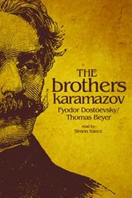 The Brothers Karamazov Book For Men By Fyodor Dostoyevsky