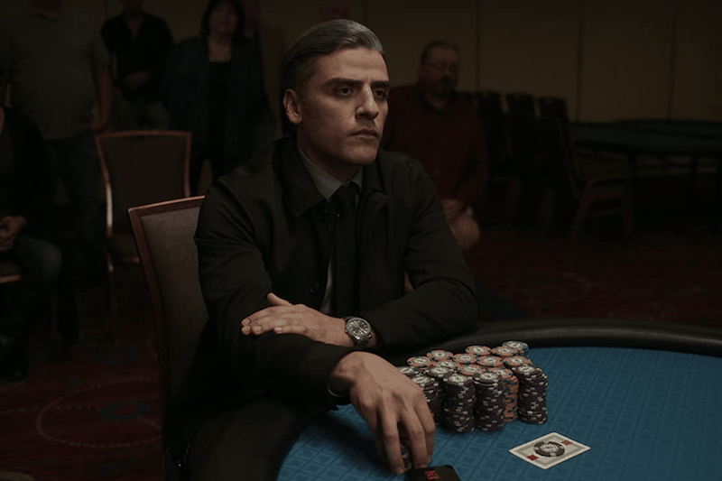 Oscar Isaac's Seeks Revenge in Thriller 'The Card Counter'