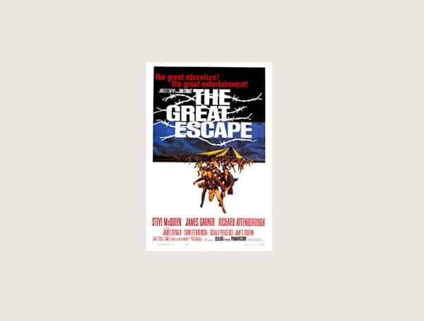 The Great Escape Mens Best War Movies