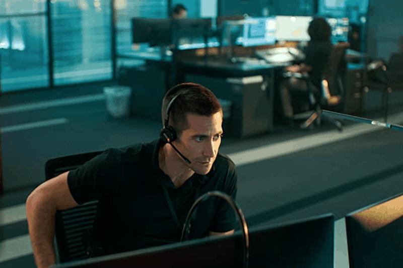 Netflix Releases Trailer for Jake Gyllenhaal Starring 'The Guilty' Re-Make