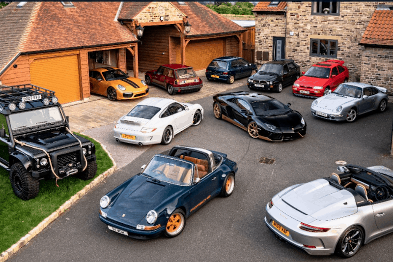 'The Heselden Collection' Offers 17 Rare and Unique Vehicles