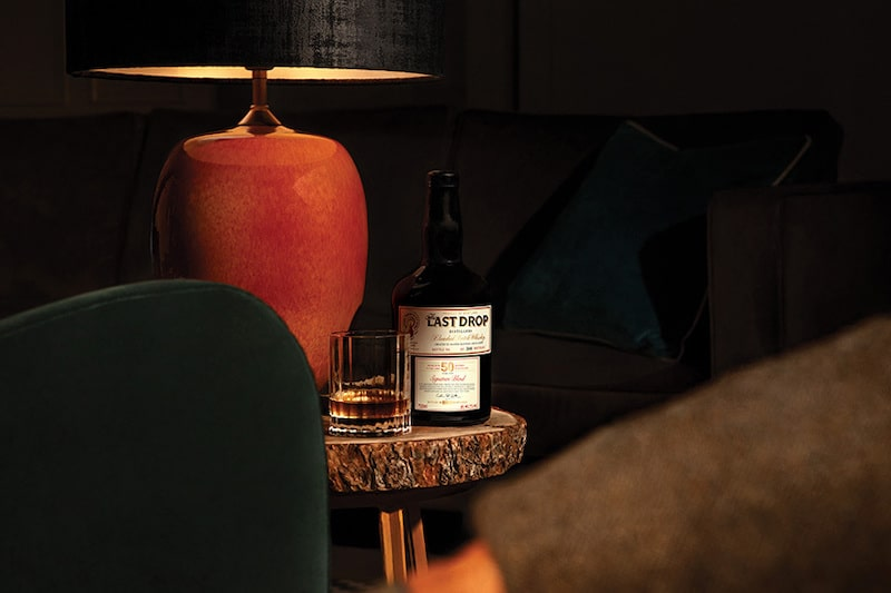 The Last Drop Launches 50 Year Old Blended Scotch Whisky