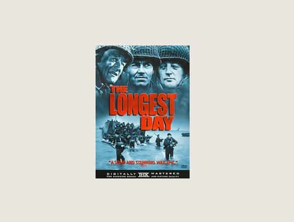 The Longest Day Best Mens War Movies To Watch