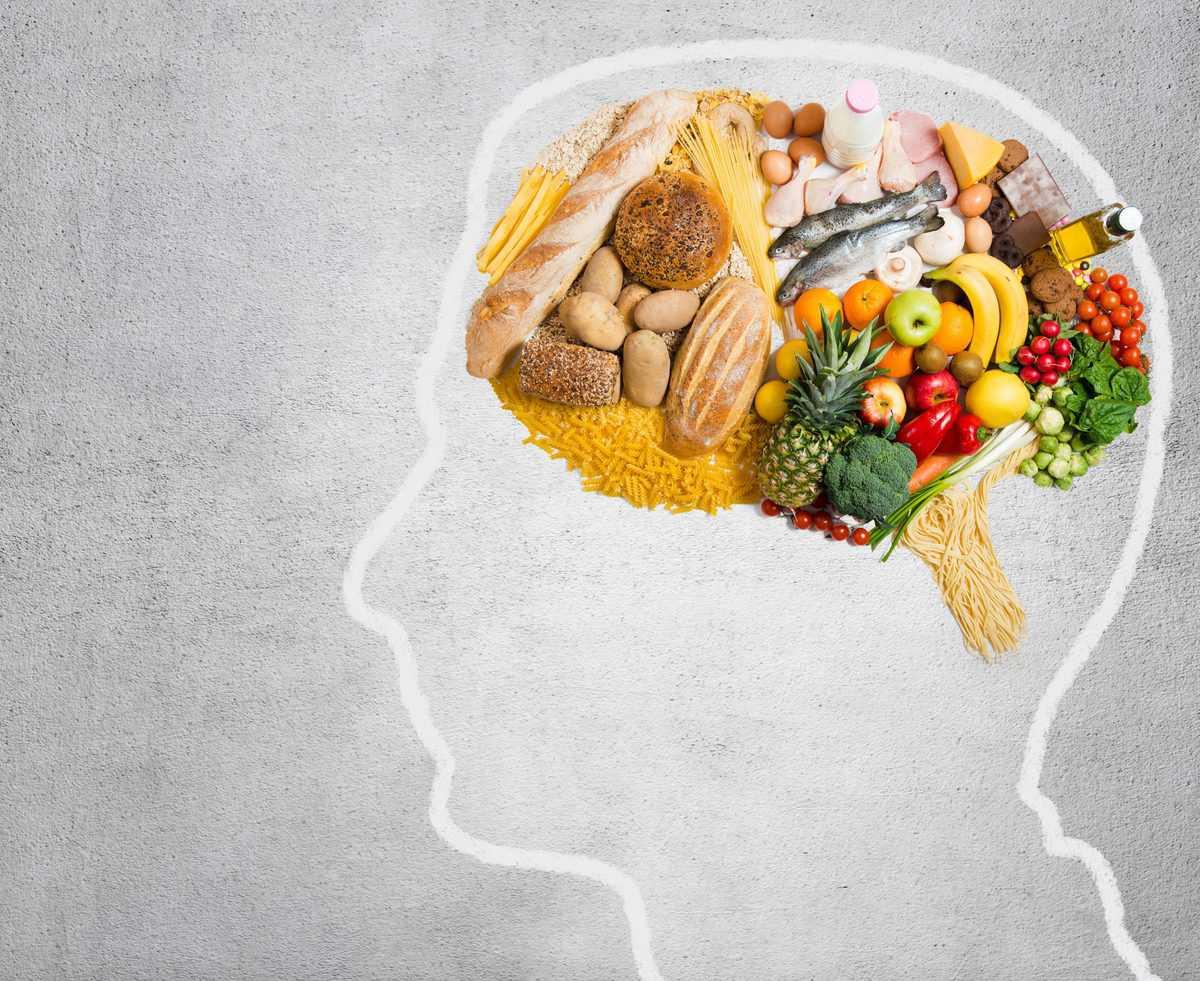 Essen, für, Gedanken