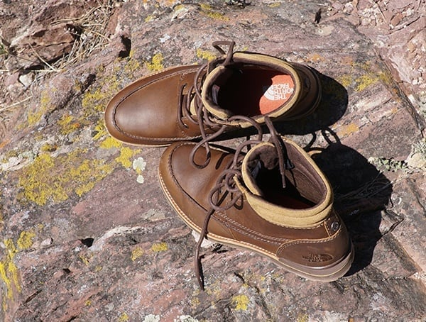 The North Face Bridgeton Chukka Boots Review Field Test