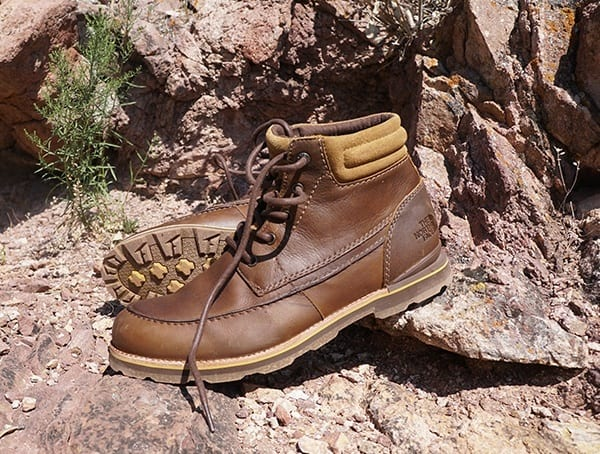 The North Face Bridgeton Chukka Boots Review Outdoors