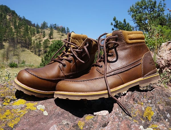 The North Face Bridgeton Chukka Boots Reviews