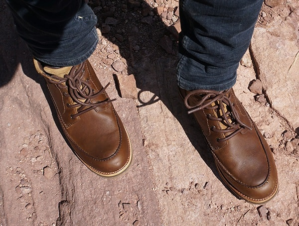 The North Face Bridgeton Chukka Boots Top