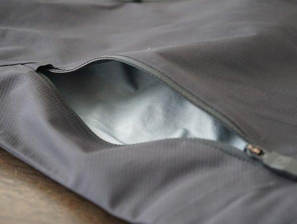The North Face Fuse Brigandine Mens Bib Side Pockets Open