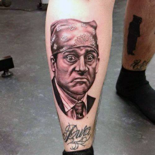 The Office Tattoos For Gentlemen