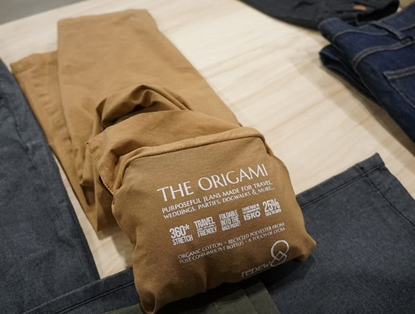The Origami Mens Pants