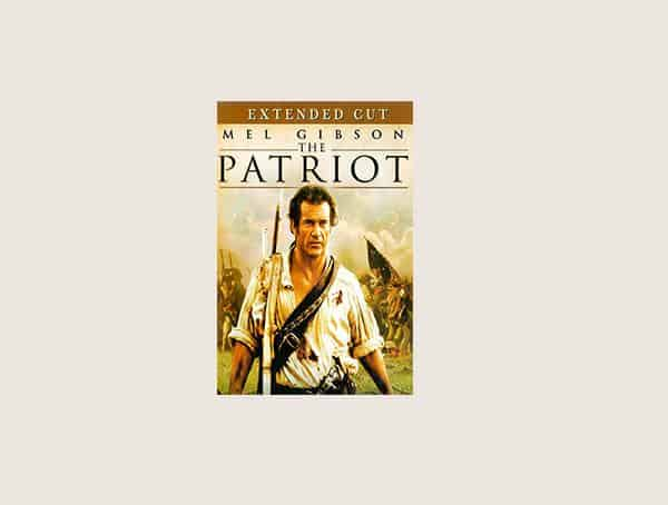 The Patriot Best War Movies
