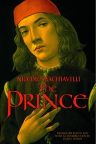 The Prince Book For Men By Niccolo Machiavelli