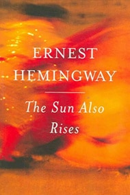 The Sun Also Rises Book For Men By Ernest Hemingway
