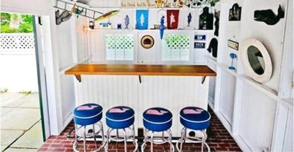 The Tool Shed Bar