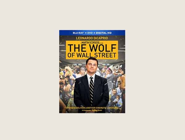 The Wolf Of Wall Street Mens Best Business Movies