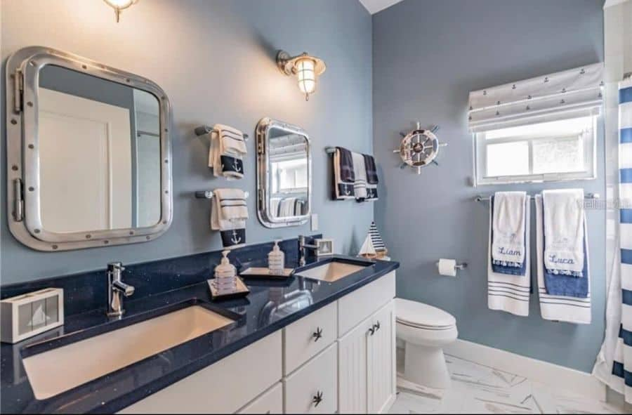 Themed Kids Bathroom Ideas Lindross Remodeling