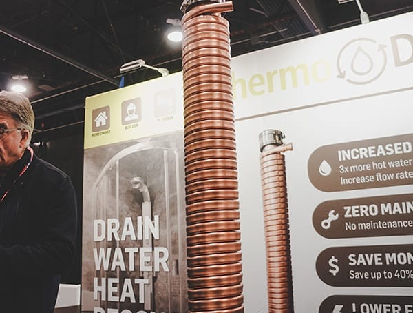 Thermal Recovery Copper Water Recovery Unit 2019 Nahb Show
