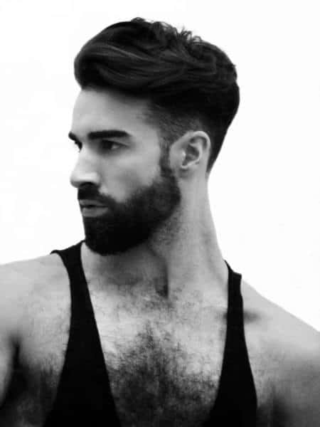 Thick Medium Length Modern Hair Styles For Men