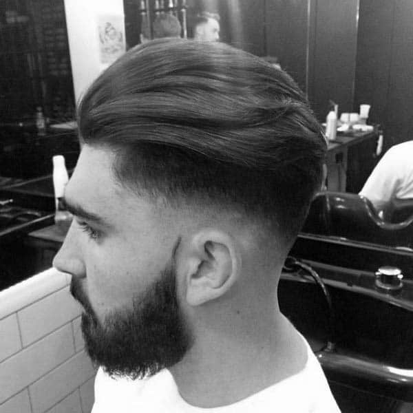 Low Fade High Fade Haircut Styles For Men 89