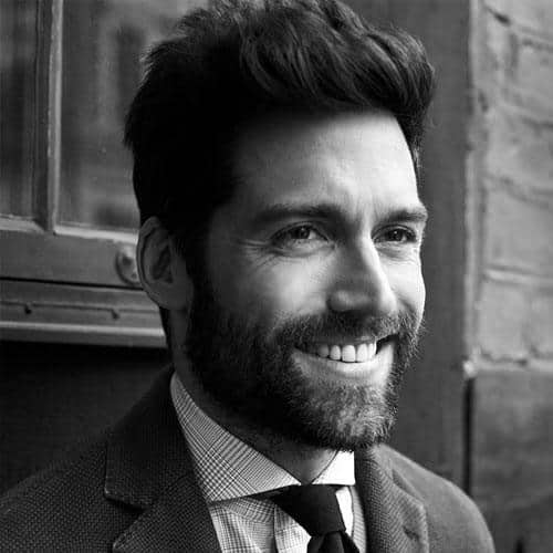 Enjoyable Top 48 Best Hairstyles For Men With Thick Hair Photo Guide Short Hairstyles Gunalazisus