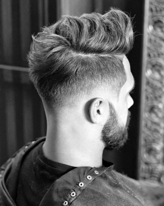 Thick Short Hair Styles For Gentlemen
