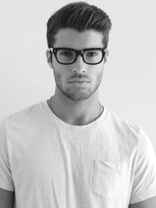 Thick Stylish Hairstyles For Males