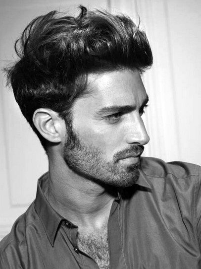 mens haircuts for thick curly hair top 48 best hairstyles for with thick hair photo guide 3687 | thick wavy modern hairstyles for men1
