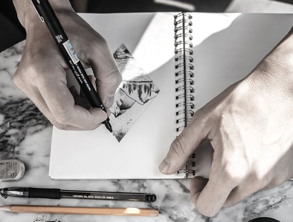 Things To Do Before Getting A Tattoo Sketch Your Design