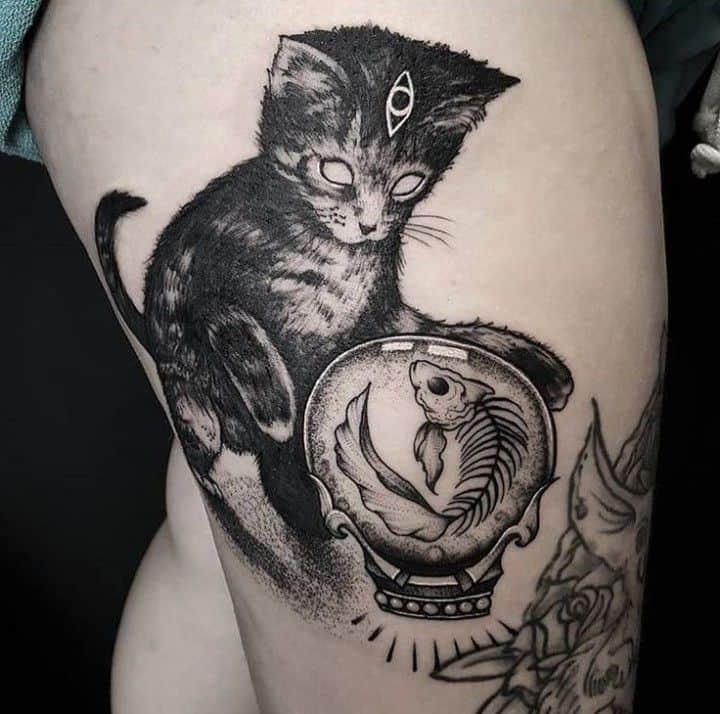 Third Eye Gypsy Kitty