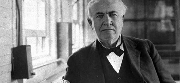 Thomas Edison Famous Failures