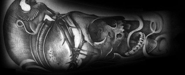 50 Thorn Tattoos For Men – Sharp Design Ideas