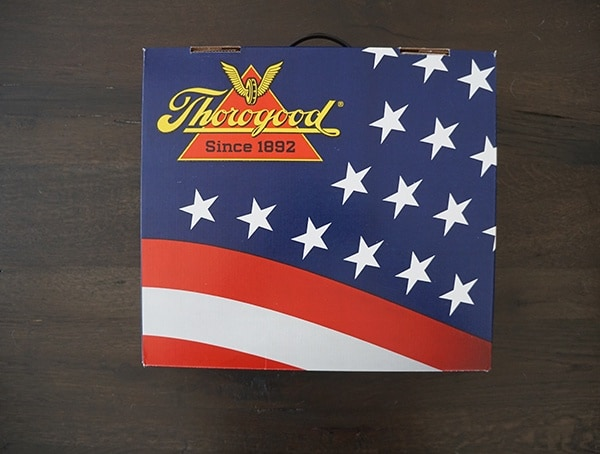 Thorogood 1957 Series Flyway Boot Shoe Box