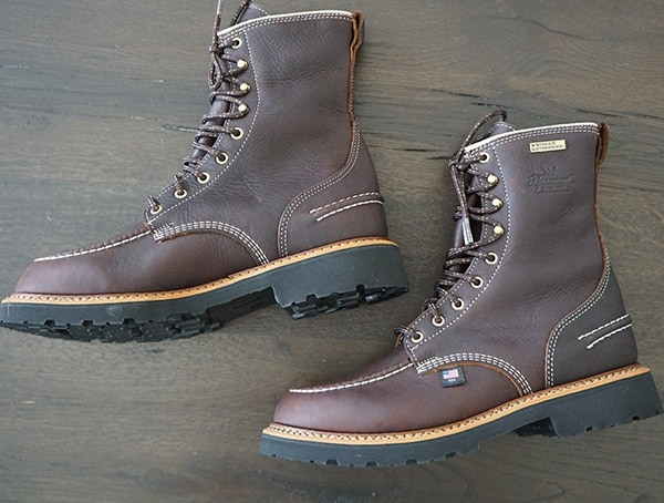 Thorogood 1957 Series Mens Hunting Boots Side