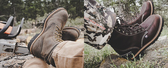 Thorogood Logger Plus 1957 Series Waterproof USA Made Boots Review