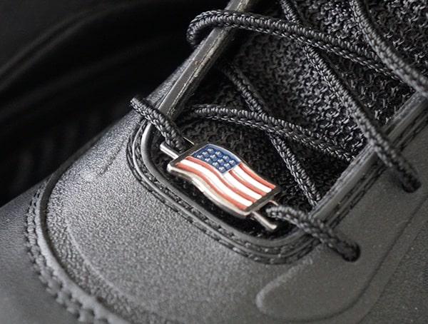Thorogood Veracity Gtx American Flag Pin Mens Boots Detail