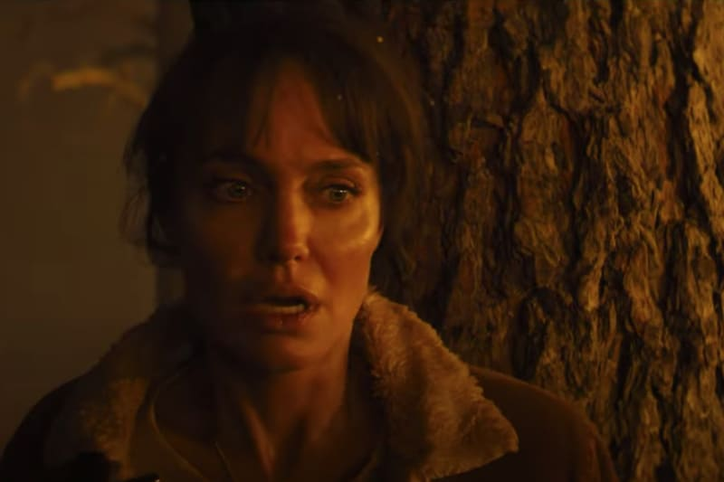 Angelina Jolie, Assassins, and a Forest Fire Come Together in 'Those Who Wish Me Dead'