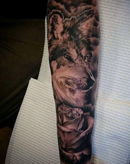 Three D Tattoos For Men