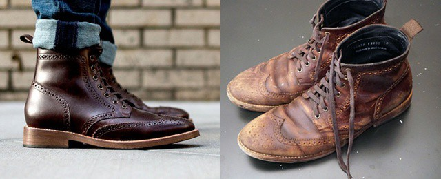 Thursday Boot Company Review Brown Wingtip Boots