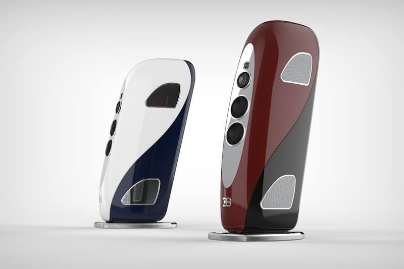 Tidal & Bugatti Collaborate on Sleek Royale Loudspeaker
