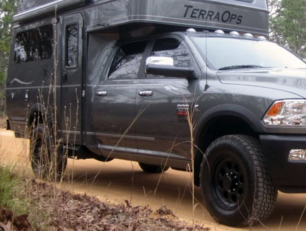 Tiger Adventure Bengal Off Road Camper
