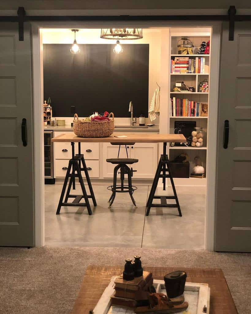 tile basement floor ideas whitebrickandmint