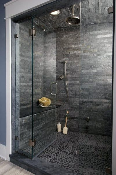 Tile Bathroom Shower Ideas