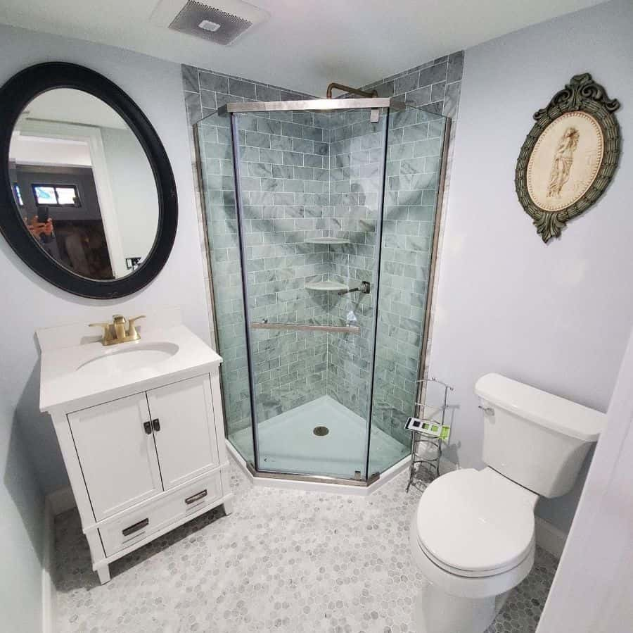Tile Ideas For Basement Bathroom Astridinteriors