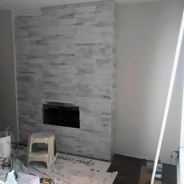 Tile Ideas For Fireplace