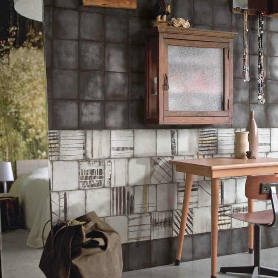 Tile Wall Covering Ideas