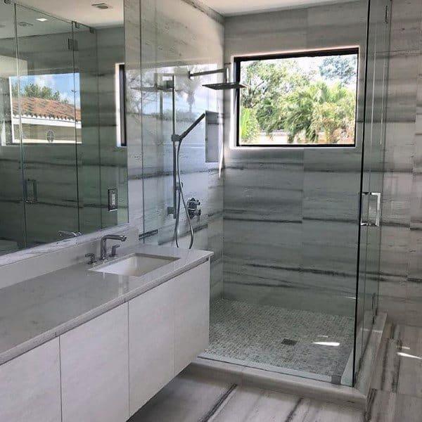 Tiled Bathrooms Ideas Showers