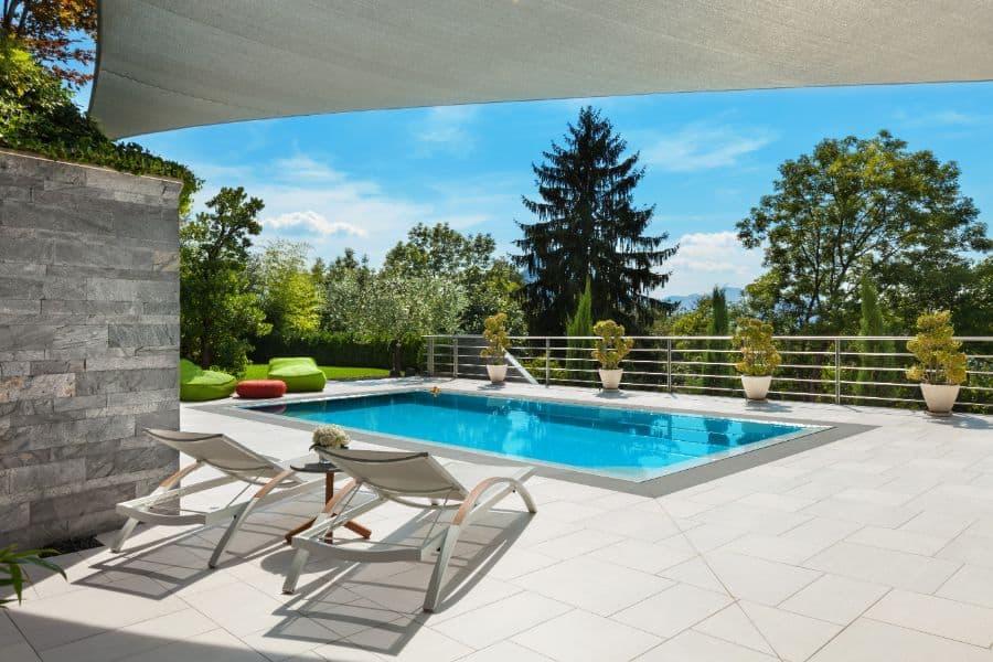 Tiles Pool Deck Ideas 2