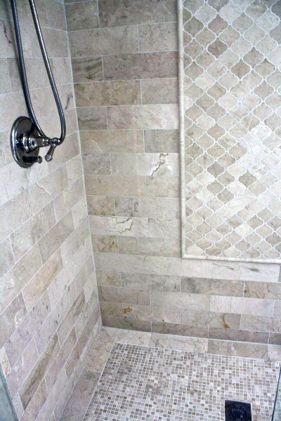 Tiling Bathroom Shower
